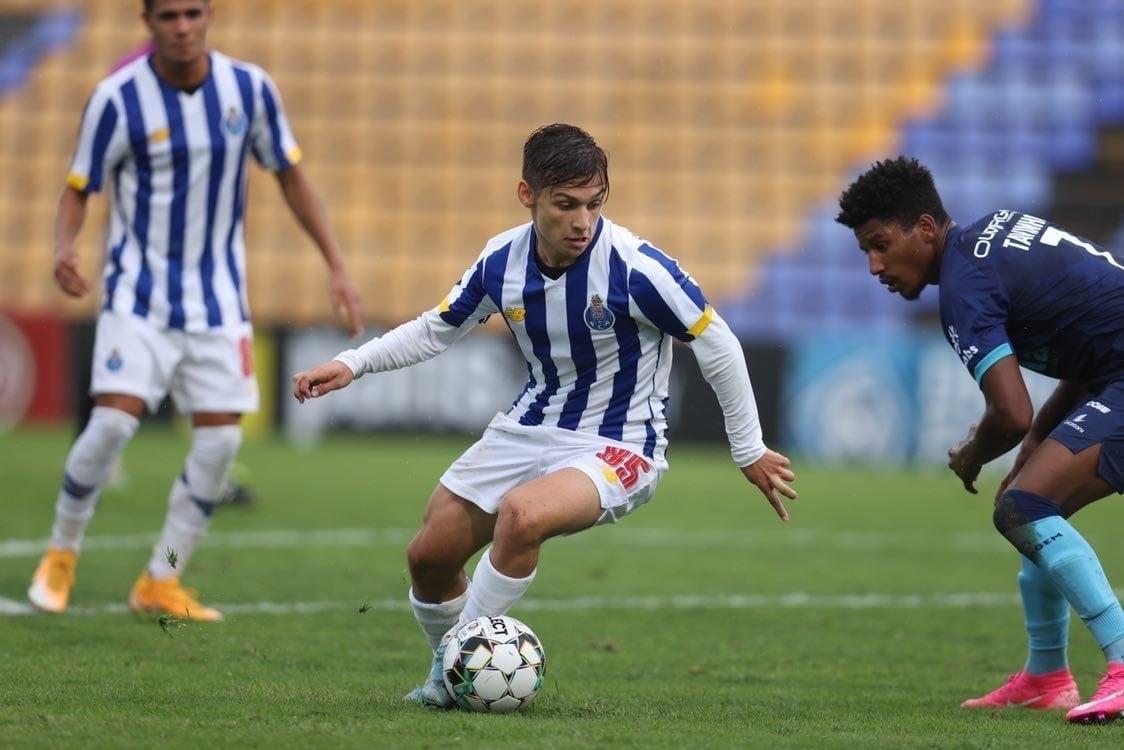 Wolves sign £35 Million Wonder-Kid Francisco Conceicao