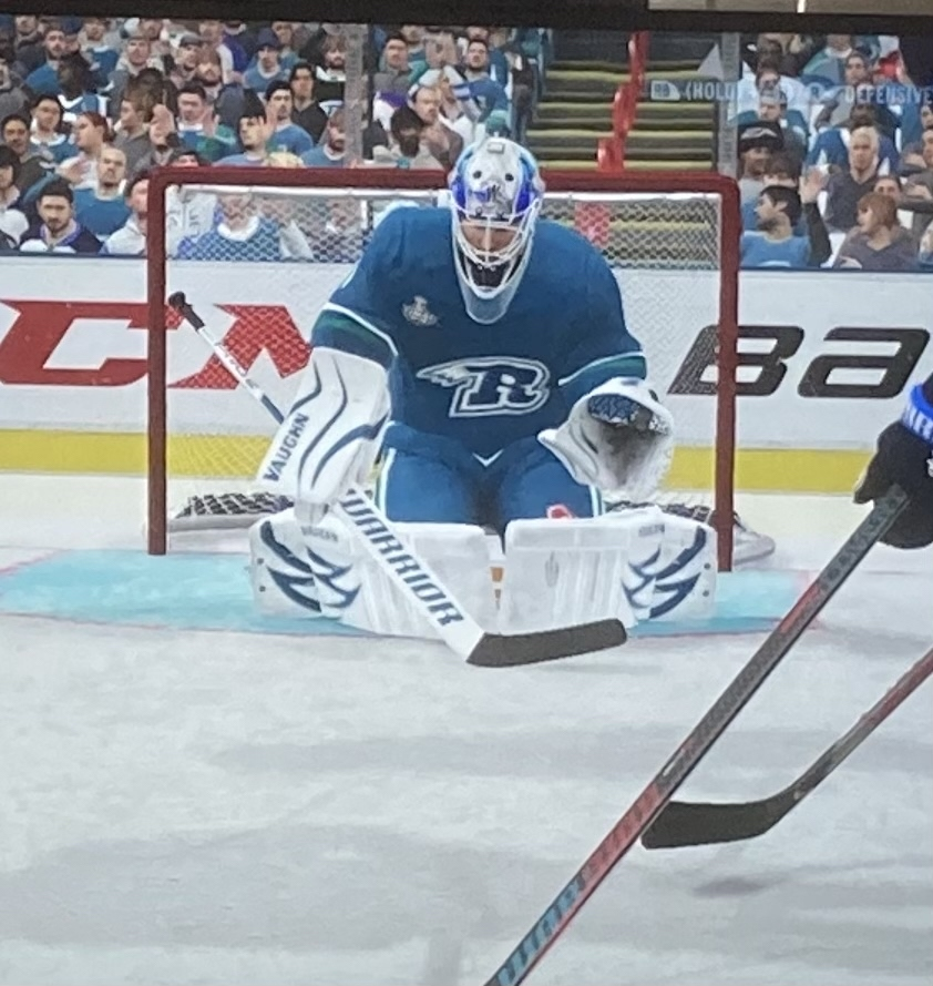 Johanson Gets The Shutout In Game 4 Over The Jets