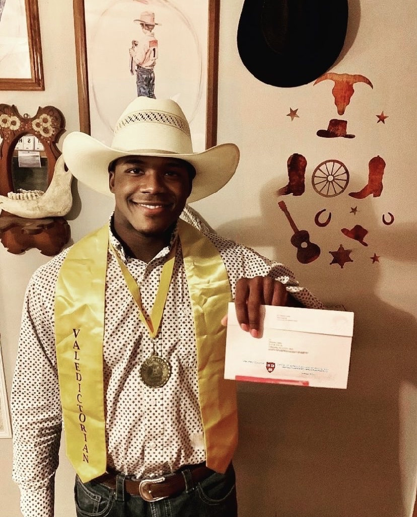 Cowboy Selected as FKHS First Black Male Valedictorian For The Class Of 2020