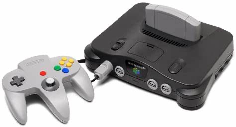 """Bryan Accuses Rightful N64 Owner Of """"Jonesing"""" For It When Owner Asks For It Back - After Borrowing It For Years"""