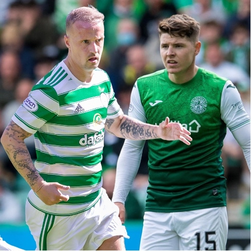 BREAKING: Kevin Nisbet set for Celtic, with Leigh Griffiths heading back to the Edinburgh club.