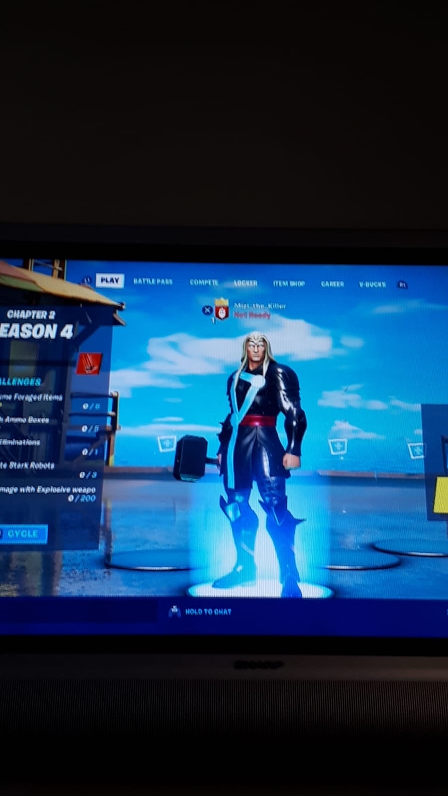The 8 Year Old Mizi_the_killer got Banned From Fortnite For Being Too Young